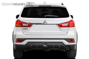 2019 Mitsubishi ASX Black Edition XC Auto 2WD MY19