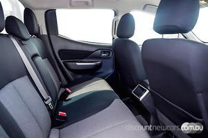 2019 Mitsubishi Triton GLS MR Manual 4x4 MY19 Double Cab
