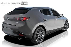 2020 Mazda 3 G20 Touring BP Series Auto
