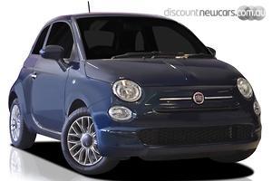 2019 Fiat 500 Pop Manual