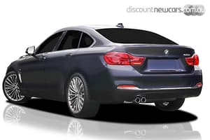 2020 BMW 4 Series 420i Luxury Line F36 LCI Auto