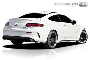 2020 Mercedes-Benz C-Class C63 AMG S Auto