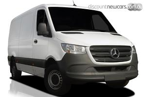 2019 Mercedes-Benz Sprinter 416CDI Medium Wheelbase Manual RWD
