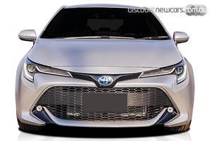 2019 Toyota Corolla ZR Hybrid Auto