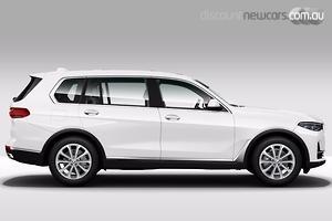2020 BMW X7 xDrive30d G07 Auto 4x4