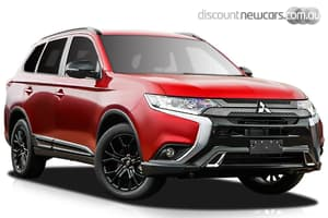 2019 Mitsubishi Outlander Black Edition ZL Auto 2WD MY19
