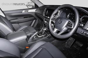 2019 SsangYong Musso Ultimate Auto 4x4