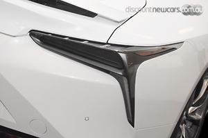 2019 Lexus LC LC500h Auto