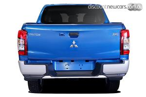 2019 Mitsubishi Triton GLX+ MR Manual 4x4 MY19 Double Cab