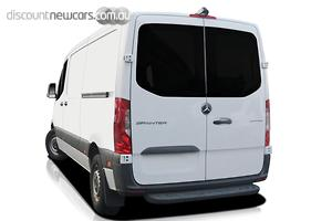 2019 Mercedes-Benz Sprinter 314CDI Medium Wheelbase Auto FWD