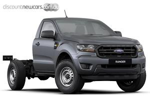 2019 Ford Ranger XL PX MkIII Manual 4x4 MY19.75