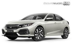 2019 Honda Civic +LUXE Auto MY19