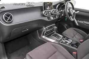 2019 Mercedes-Benz X-Class X250d Progressive Auto 4MATIC Dual Cab