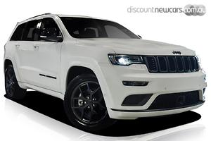 2019 Jeep Grand Cherokee S-Limited Auto 4x4 MY19