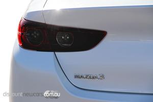 2020 Mazda 3 G20 Pure BP Series Auto