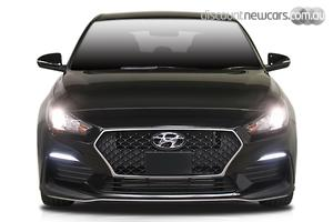2020 Hyundai i30 N Line Manual MY20