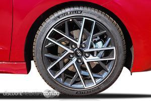 2020 Hyundai Elantra Sport Manual MY20