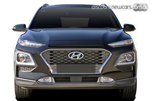 2019 Hyundai Kona Elite Auto 2WD MY19