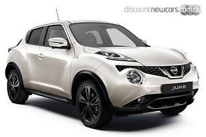 2019 Nissan JUKE Ti-S F15 Manual 2WD MY18