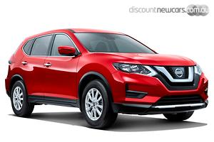 2019 Nissan X-TRAIL ST T32 Series II Manual 2WD