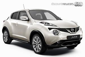 2019 Nissan JUKE ST F15 Manual 2WD MY18