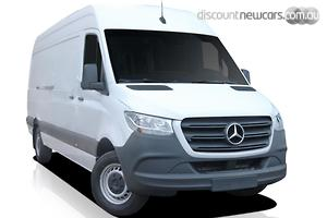 2019 Mercedes-Benz Sprinter 416CDI LWB Manual RWD