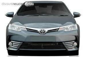 2019 Toyota Corolla SX Manual