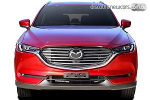 2019 Mazda CX-8 Asaki KG Series Auto i-ACTIV AWD