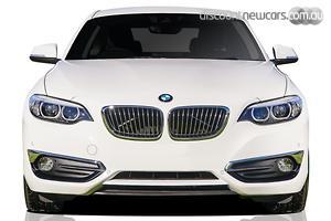 2019 BMW 2 Series 220i Luxury Line F22 LCI Auto