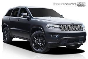 2019 Jeep Grand Cherokee Night Eagle Auto 4x4 MY19
