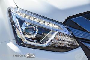 2019 Isuzu MU-X LS-M Auto 4x4 MY19