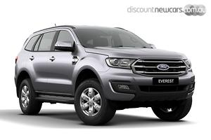 2019 Ford Everest Ambiente UA II Auto RWD MY19.75