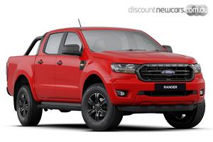 2020 Ford Ranger Sport PX MkIII Auto 4x4 MY20.25 Double Cab