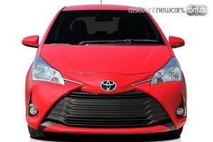 2019 Toyota Yaris SX Auto