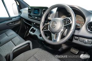 2021 Mercedes-Benz Sprinter 316CDI Medium Wheelbase Auto RWD