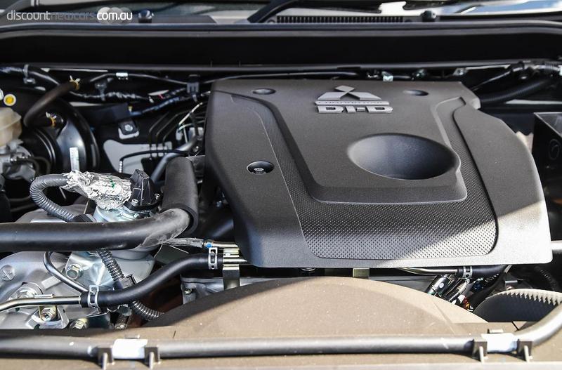 2019 Mitsubishi Triton GLS MR Auto 4x4 MY19 Double Cab