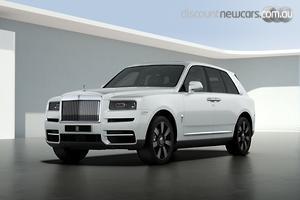 2020 Rolls-Royce Cullinan RR31 Auto AWD MY20