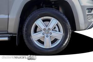 2019 Volkswagen Amarok TDI550 Highline 2H Auto 4MOTION Perm MY19 Dual Cab