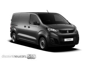 2020 Peugeot Expert 180 HDI Long Auto