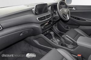 2020 Hyundai Tucson Active X Auto AWD MY20