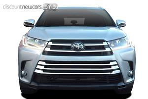 2019 Toyota Kluger GXL Auto 2WD