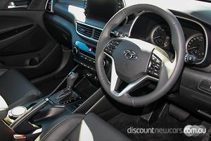 2020 Hyundai Tucson Active X Auto 2WD MY20