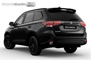 2019 Mitsubishi Outlander Black Edition ZL Auto AWD MY20