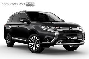 2019 Mitsubishi Outlander Exceed ZL Auto AWD MY20