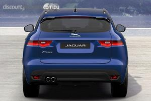 2019 Jaguar F-PACE 25d R-Sport Auto AWD MY20