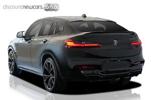 2021 BMW X4 M Competition F98 Auto M xDrive