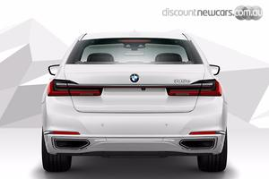 2020 BMW 7 Series 745e G11 LCI Auto