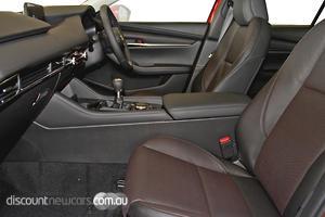2019 Mazda 3 G25 Astina BP Series Manual