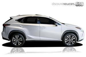 2019 Lexus NX NX300h Crafted Edition Auto 2WD