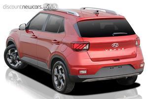 2020 Hyundai Venue Launch Edition Auto MY20